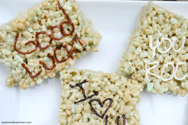 Fresh Rice Krispies Treats Lunch Box Notes My Mini